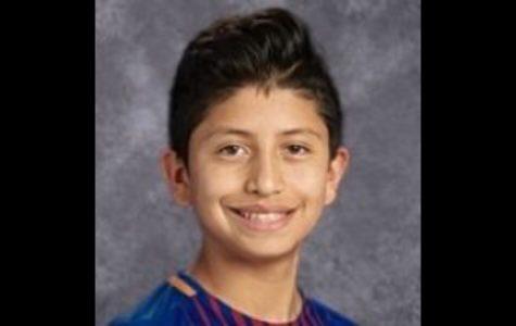 Yoanfranco Ochoa, sophomore