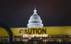 Photo of caution tape in front of the Capitol in Washington, D.C.  Photo by Andy Feliciotti on Unsplash.com